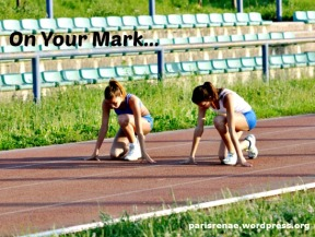 On Your Mark1