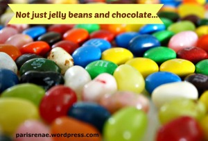 jellybeans chocolatex