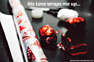 Christmas wrap x