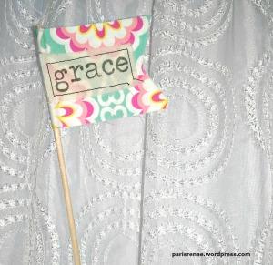 grace flag mandyx