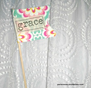 grace flag mandyx